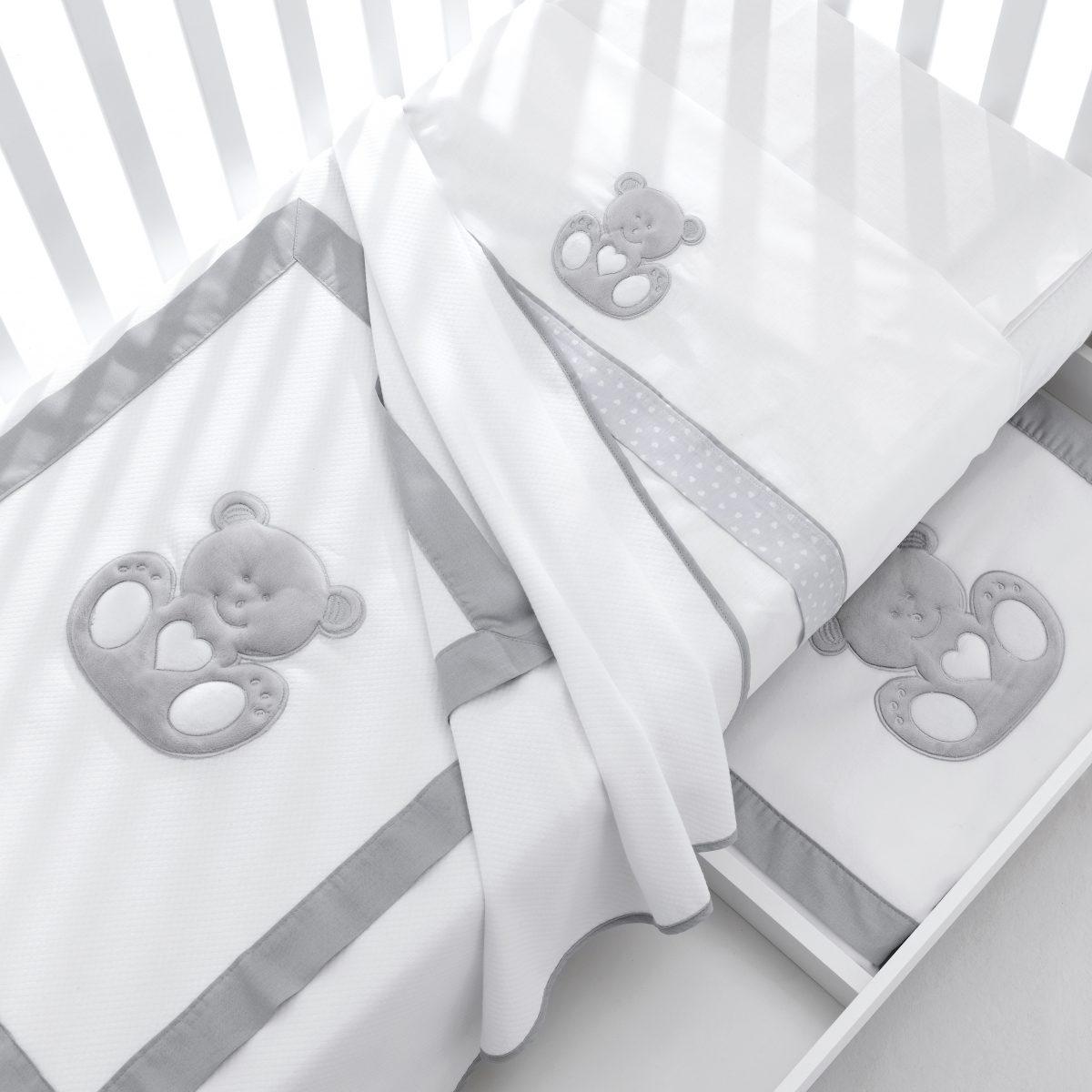 luxusní dětský nábytek - designové textilie Charly