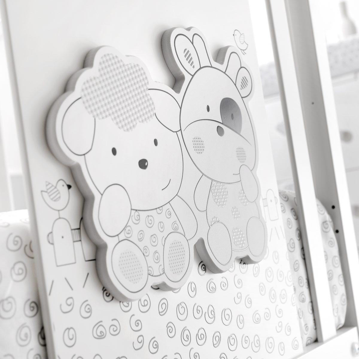 luxusní dětský nábytek - kolekce dětského pokojíčku Milky