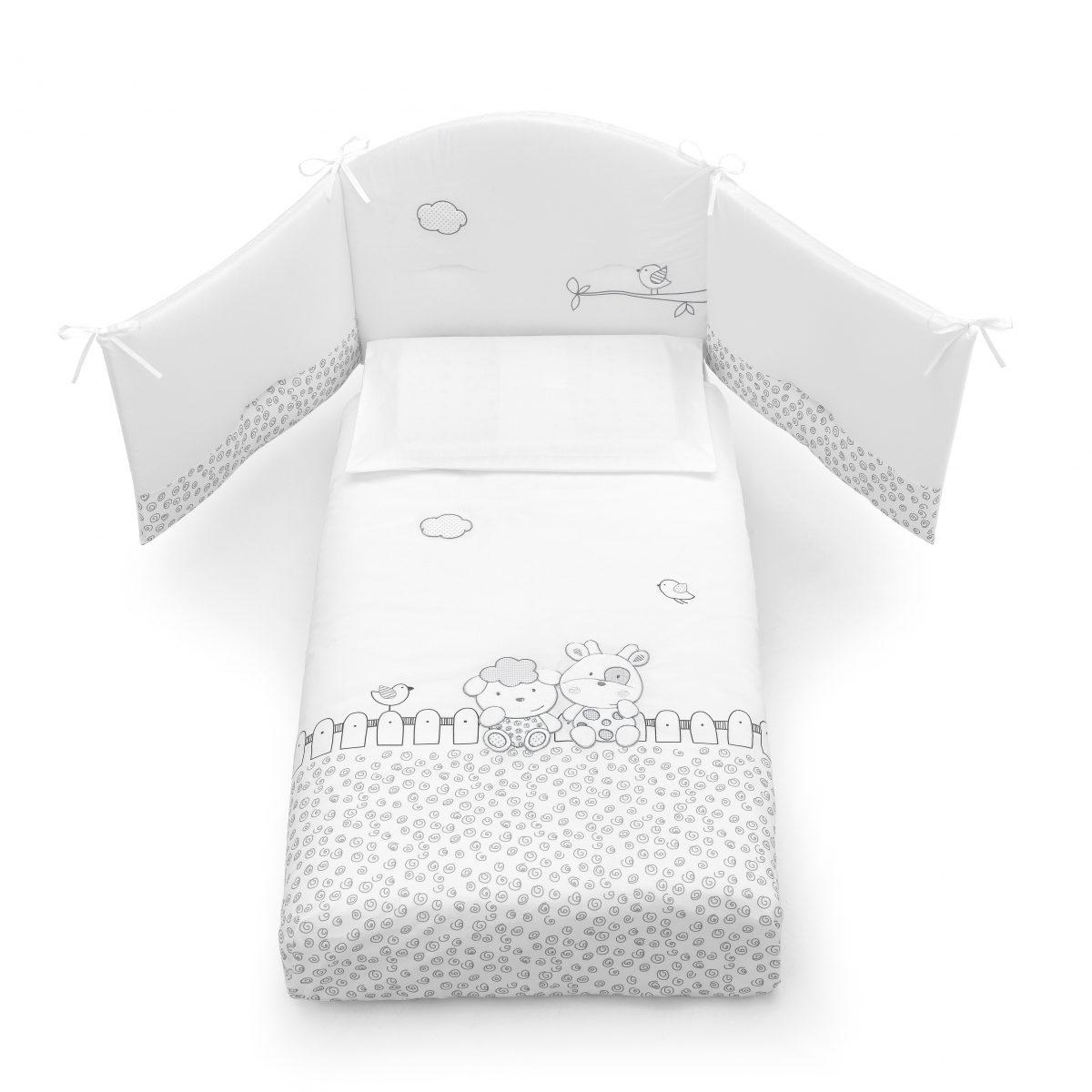 luxusní dětský nábytek - pohádkové textilie Milky