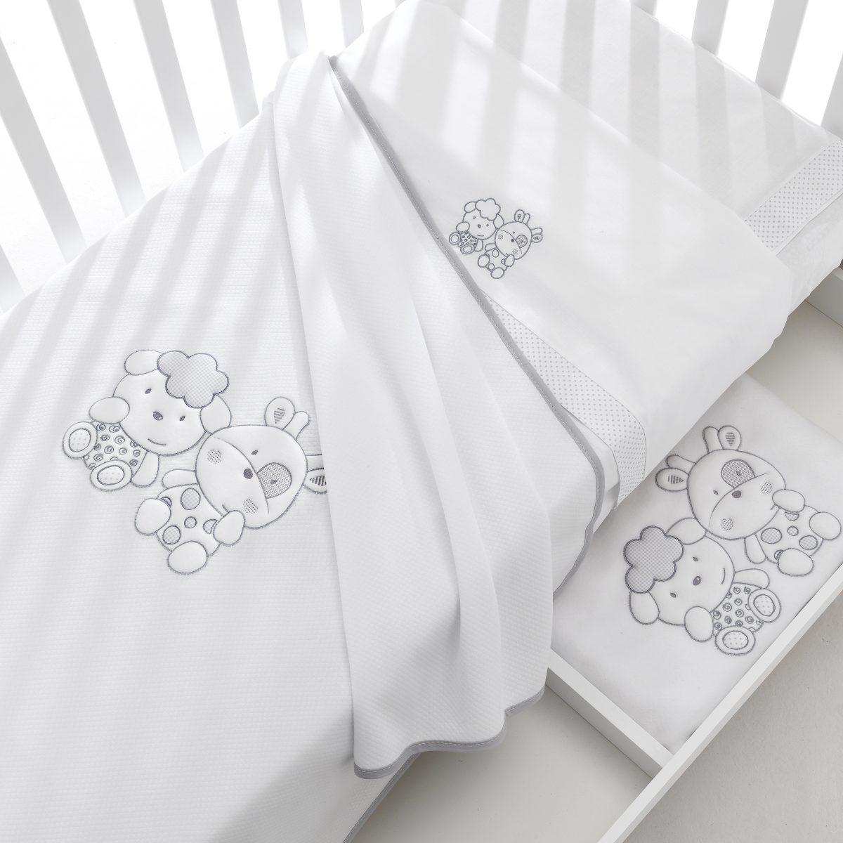 luxusní dětský nábytek - designové textilie Milky