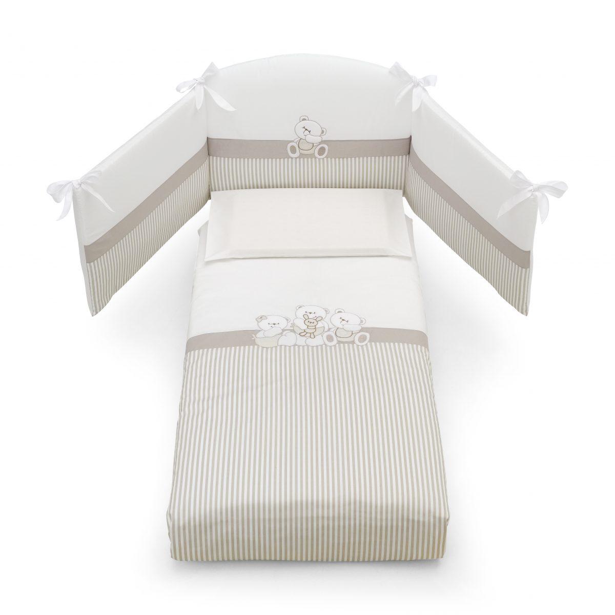luxusní dětský nábytek - designové textilie Mirtillo