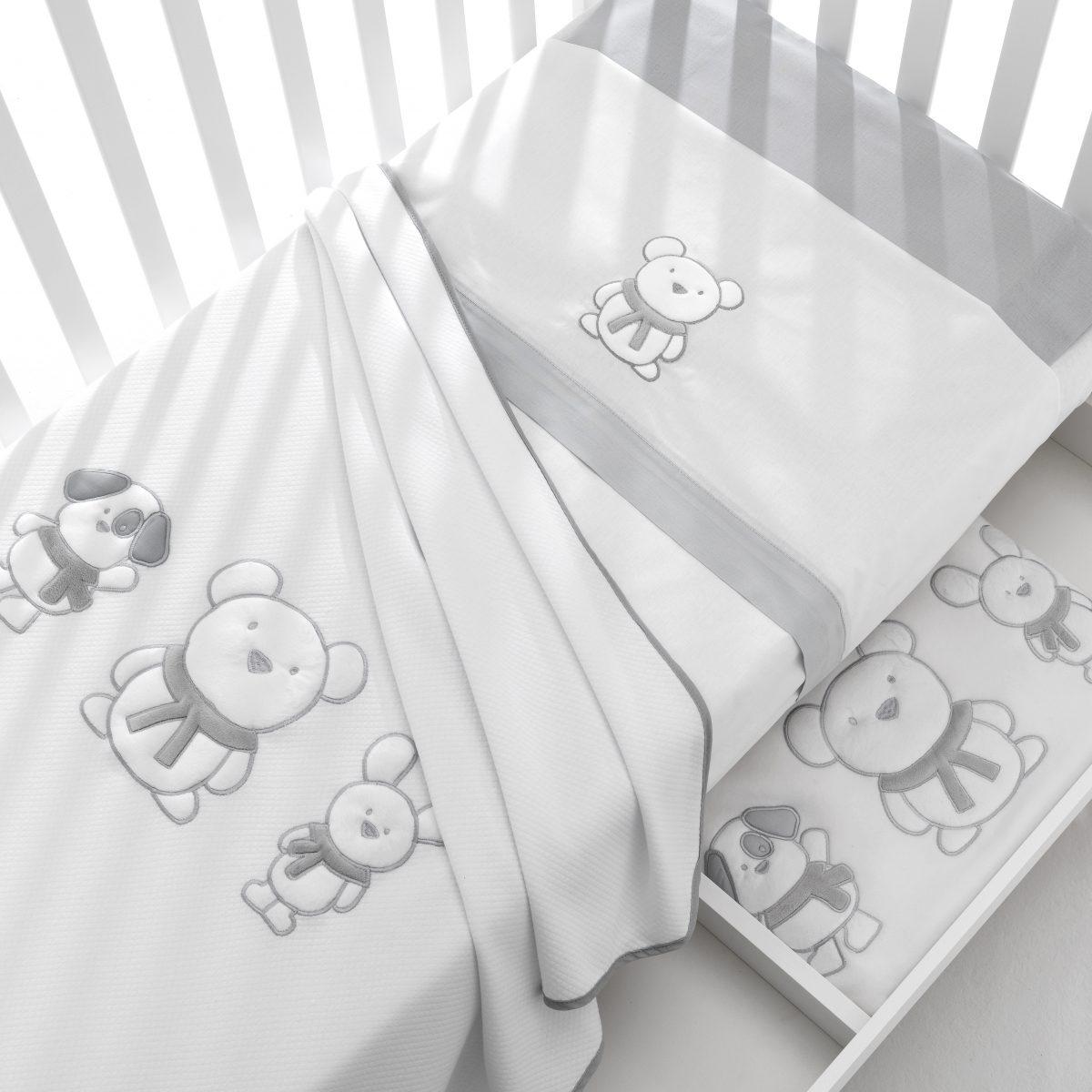 luxusní dětský nábytek - designové textilie Pongo