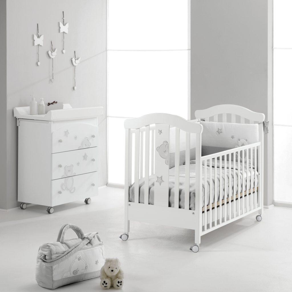 luxusní dětský pokojíček - nábytek Stellina