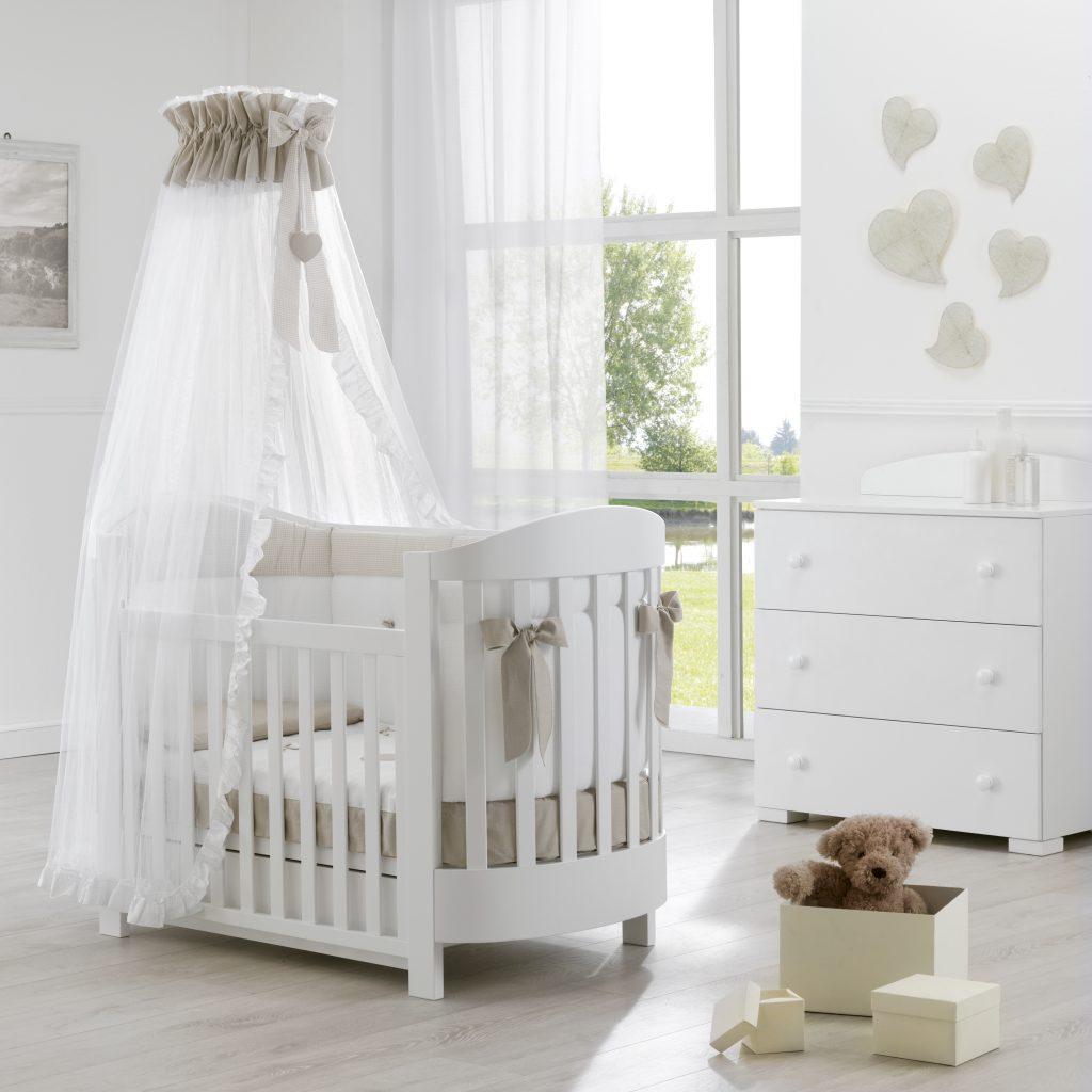 luxusní dětský pokojíček - nábytek Ariel