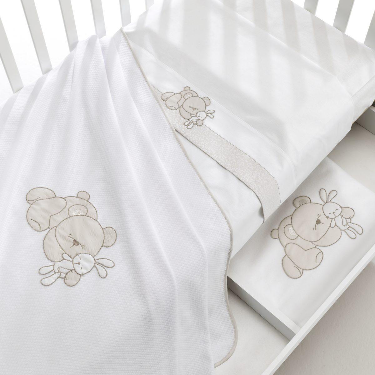luxusní dětský nábytek - designové textilie Birba