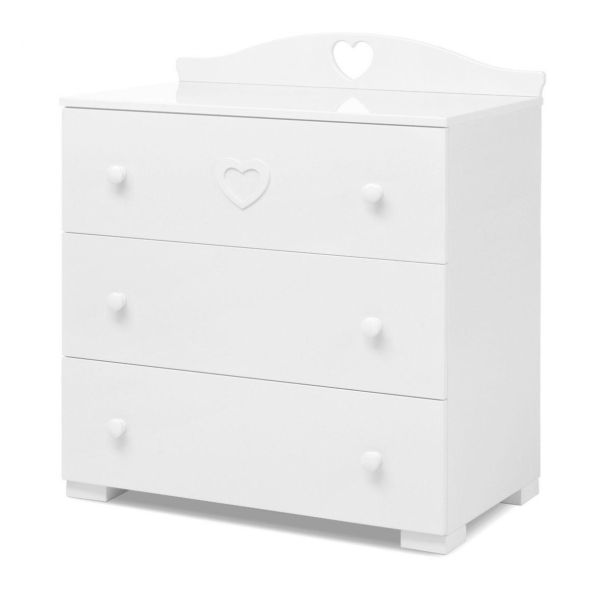luxusní dětský nábytek - designová komoda Dolce
