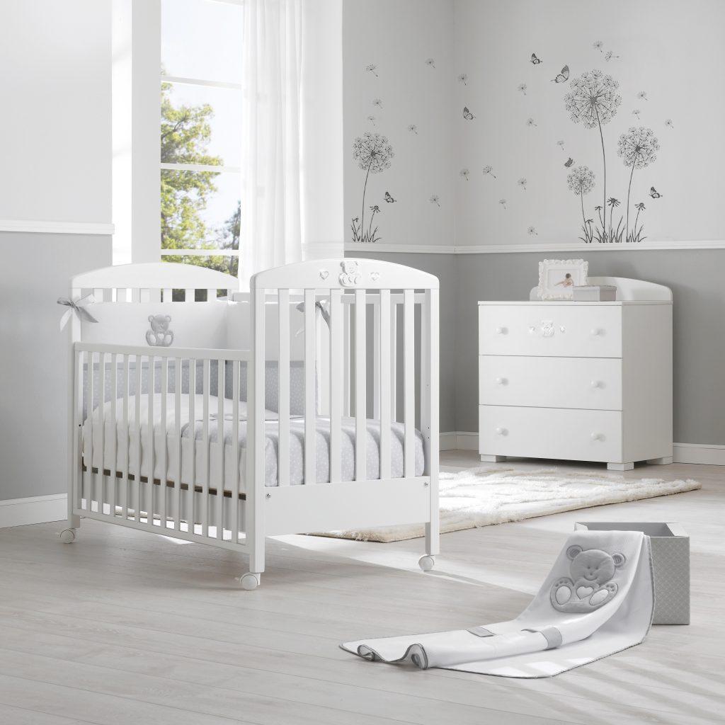 luxusní dětský pokojíček - designový nábytek Jolly