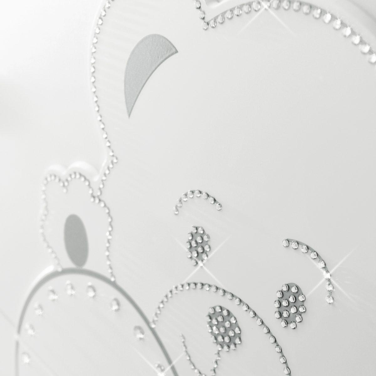 luxusní dětský nábytek Lulu - kolekce se Swarovski elementy