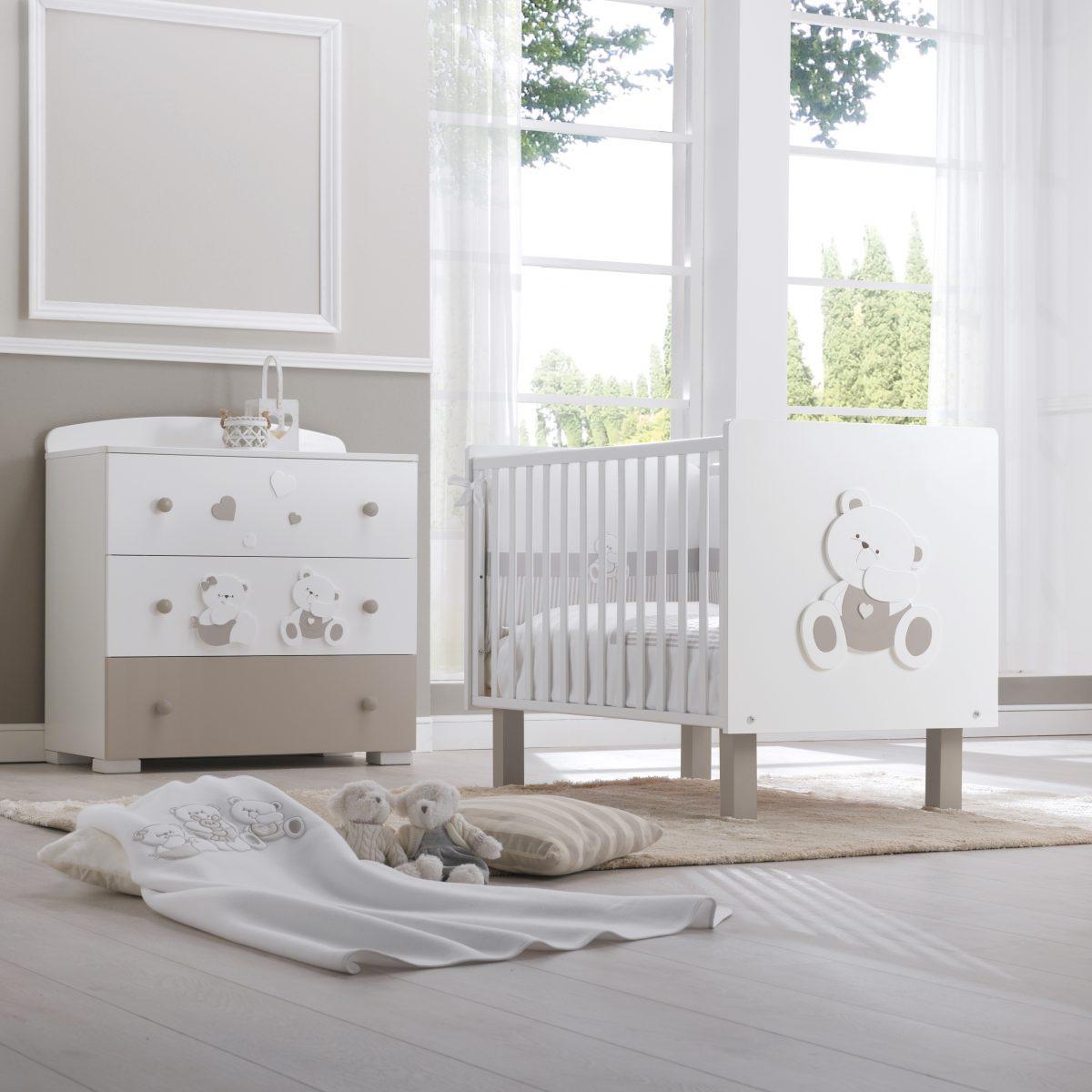 luxusní dětský nábytek - designový pokojíček Mirty