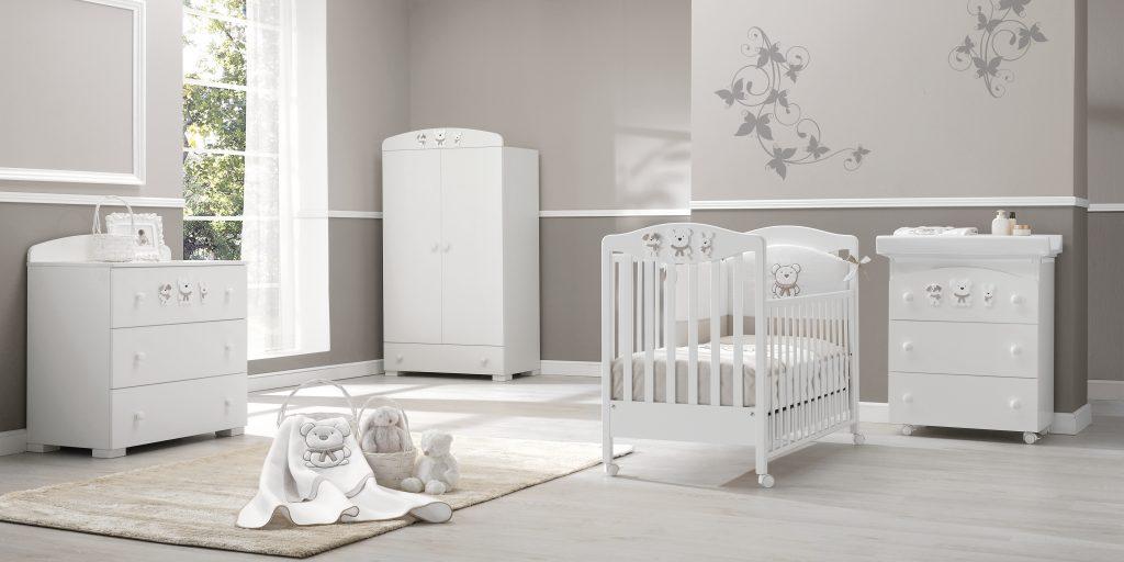 luxusní dětský nábytek - designový pokojíček Pongo