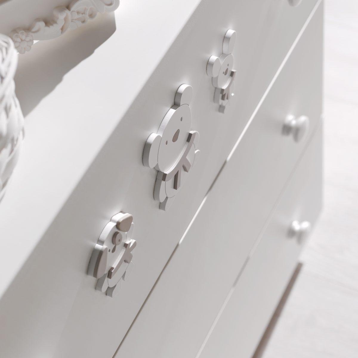 luxusní dětský nábytek Lulu - pokojíček z kolekce Pongo